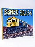Renfe 319-2-3-4. La Tracción Diesel