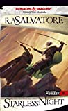 Starless Night (The Legend of Drizzt Book 8)