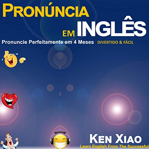 Couverture de Pronúncia em inglês [English Pronunciation]