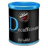 Caffè Vergnano 1882 Lattina Caffè 100% Arabica Macinato Decaffeinato - 6 confezioni da 250 gr...