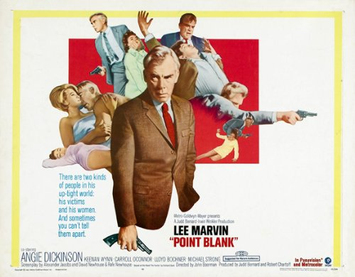 Point Blank - Movie Poster - 27 x 40