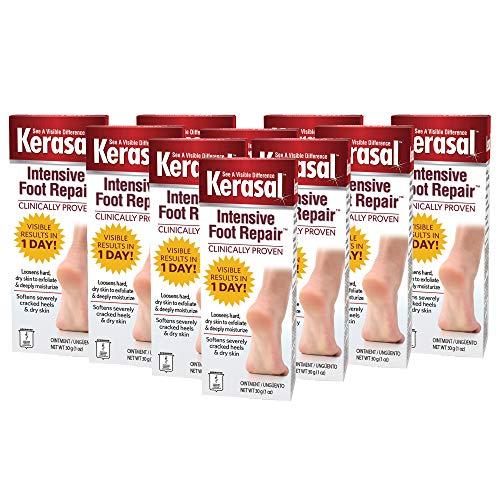 Kerasal Intensive Foot Repair Ointment 1 oz (Pack of 10)