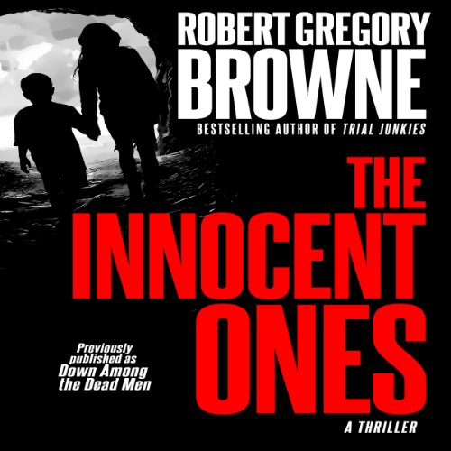 The Innocent Ones audiobook cover art