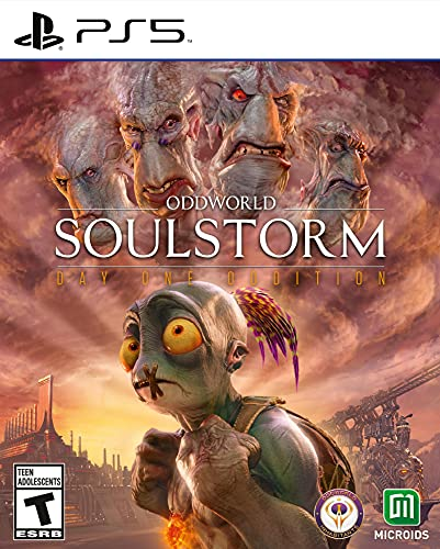 Oddworld: Soulstorm Day One Oddition for PlayStation 5 [USA]