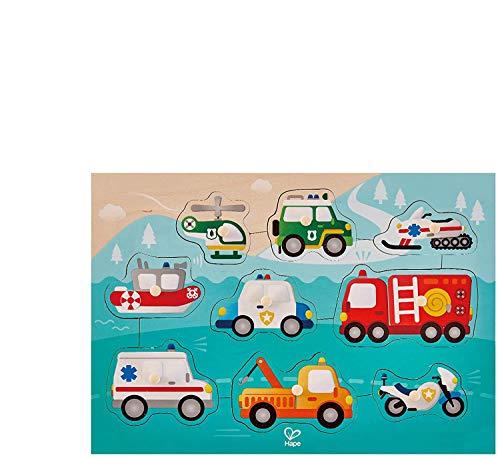 Hape(ハペ) 緊急車両 対象年齢2才以上 E1406