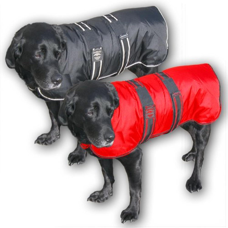 Animate 'Jet' The 32 inch (80 cms) dog coat  Scarlet