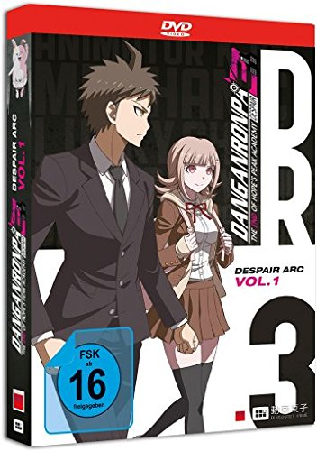 Danganronpa 3: The End of Hope`s Peak Academy - Despair Arc - Vol. 1 - [DVD]