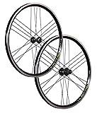 Vuelta 26 Zoll Laufradsatz Quattro X HB/FH-RM40 schwarz 24 Loch