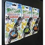 ポケットモンスター ネックストラップ 15個セット 3種類 ピカチュウ アチャモ etc TOMY ポケモン ストラップ 首かけストラップ