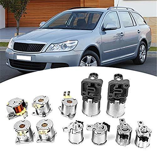Transmission Solenoids DQ250 02E DSG For Skoda VW Seat
