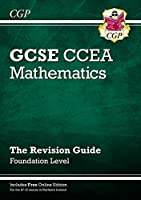 New CCEA GCSE Maths Revision Guide: Foundation (with Online Edition)