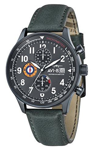 AVI 8 Watch. AV-4011-0D