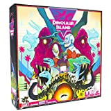 Pandasaurus Games Dinosaur Island - Family-Friendly Board Games - Adult Games for Game Night - Card Games for Adults, Teens & Kids (1-4 Players)