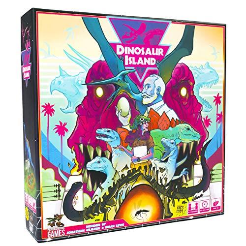 Dinosaur Island - English