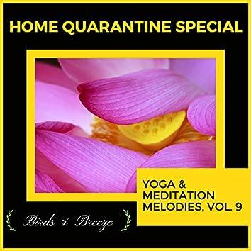 Home Quarantine Special - Yoga & Meditation Melodies, Vol. 9