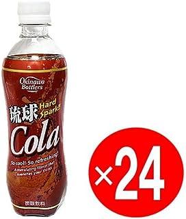 琉球コーラ 400ml×24 1ケース ペットボトル 〔沖縄ボトラーズ〕