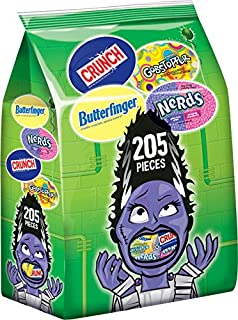 Nestle Assorted Halloween Candy, 59.5 Ounce