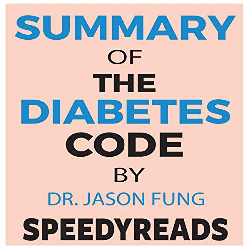 Summary of The Diabetes Code audiobook cover art