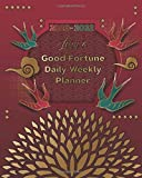 2020-2022 Lian's Good Fortune Daily Weekly Planner: A Personalized Lucky Three Year Planner With Motivational Quotes