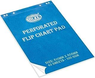 FIS Flip Chart Pads, 100 gsm - 585 x 810 mm (40 Sheets)