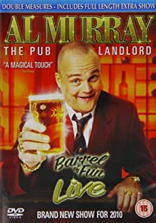 Al Murray: The Pub Landlord - Barrel Of Fun Live
