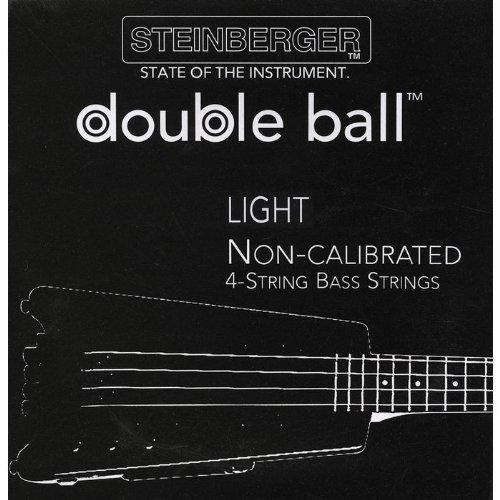 Steinberger 4-Saiten Bass Gitarre Saiten–Licht