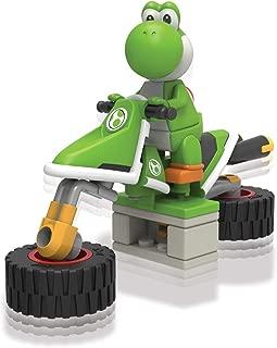 K'NEX Nintendo Mario Kart Yoshi Bike Building Set