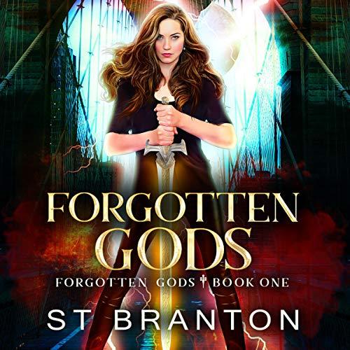 『Forgotten Gods』のカバーアート