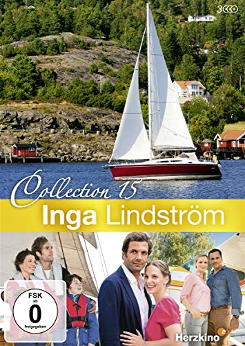 Inga Lindström Collection 15 [3 DVDs im Schuber]