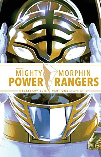 Mighty Morphin Power Rangers: Necessary Evil I Deluxe Edition HC (1)