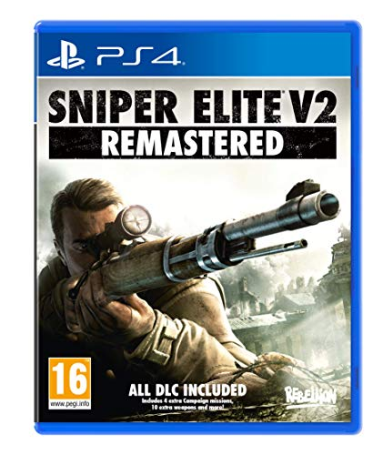 Sniper Elite V2 Remastered - PlayStation 4 [Importación inglesa]