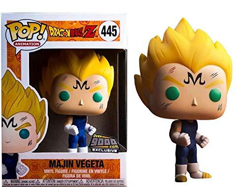 POP! Animation - Dragon Ball Z Majin Vegeta #445 (Over9000.com Exclusive)