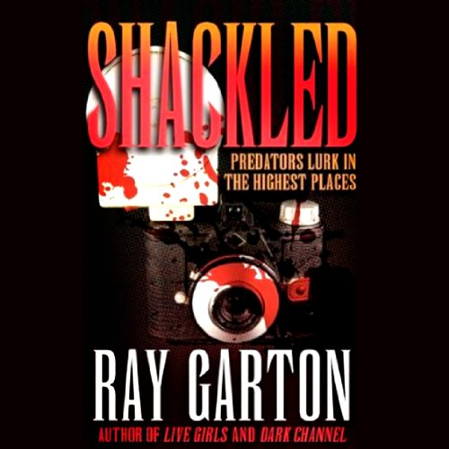 Shackled audiobook cover art