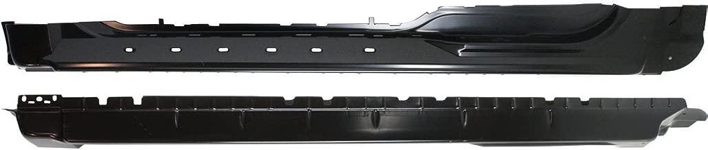 Rocker Panel for Ford F-150 98-03 Right and Left Super Cab (3/4-Door) Set of 2 Steel Primed