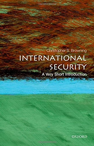 Download International Security: A Very Short Introduction 