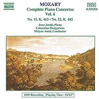 MOZART Piano Concertos Nos. 11 and 22