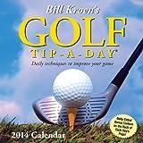 Bill Kroen's Golf Tip-a-day 2014 Box Calendar
