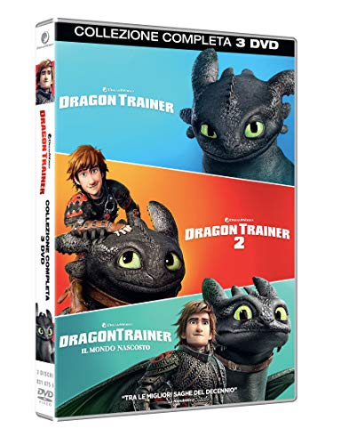 Dvd - Dragon Trainer Collection 1-3 (3 Dvd) (1 DVD)