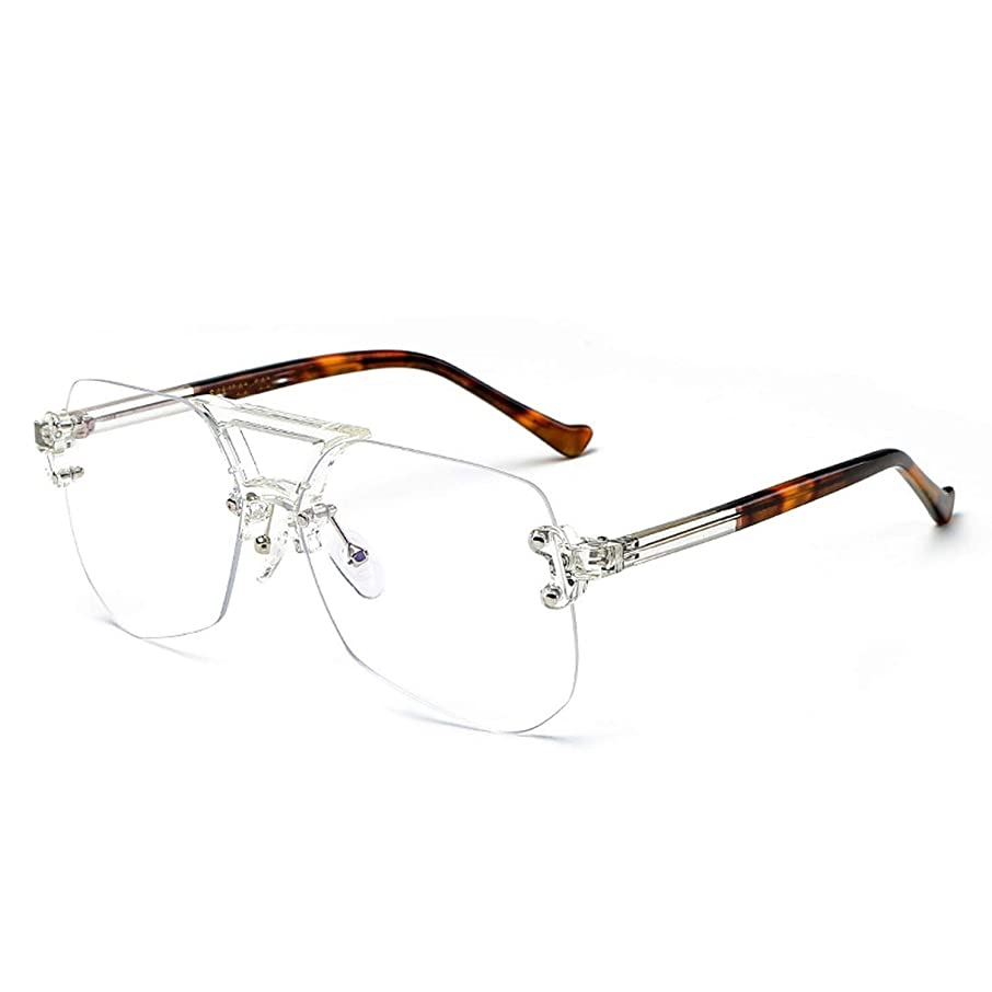 Blue Light Blocking Glasses Computer Screen Eye Protection Photochromic Lens Eyewear Frames,Leopard Print