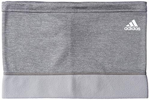 adidas Erwachsene Climawarm Schal, Core Heather/Reflective Silver, OSFM