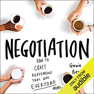 Negotiation                   By:                                                                                                                                 Gavin Presman                               Narrated by:                                                                                                                                 Johnny Daukes                      Length: 4 hrs and 36 mins     8 ratings     Overall 4.1