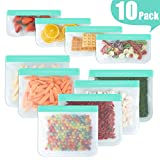 Reusable Snack Bags Review and Comparison