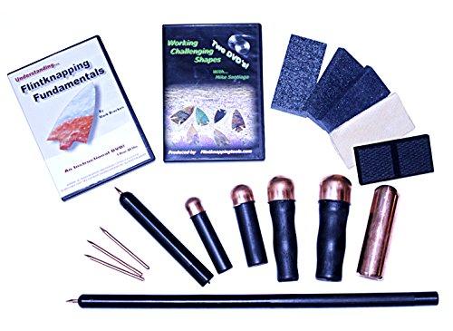 Mega Flint Knapping Kit