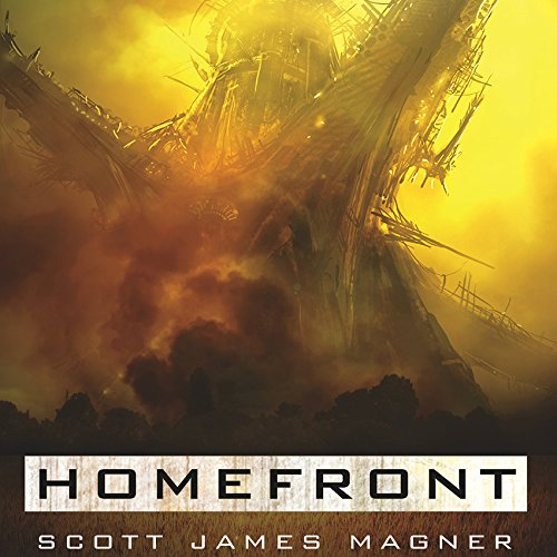 Homefront audiobook cover art