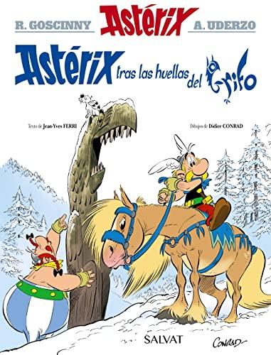 Astérix tras las huellas del grifo: Asterix tras las huellas del grifo