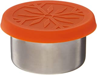 HG HGROPE, Stainless Steel Sugar Bowl and Silicone Lid, Red