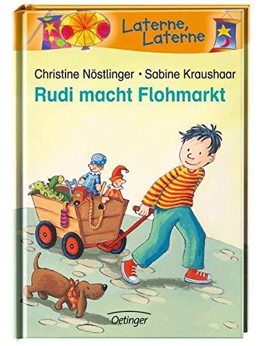 Rudi macht Flohmarkt (Laterne, Laterne)