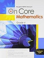 On Core Mathematics, Grade 4 (Houghton Mifflin Harcourt on Core Mathematics)