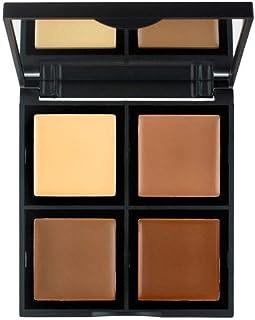 e.l.f. 83320 Cream Contour Palette, 0.43 oz
