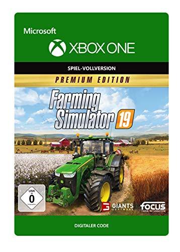 Farming Simulator 19: Premium Edition   Xbox One - Download Code